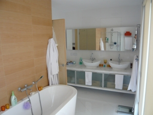 Master bathroom 2